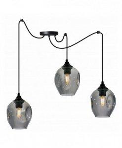 Lampa wisząca regulowana - SPIDER PRAGA 2235/3