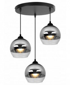 Lampa wisząca regulowana - BERGEN 2330/3/OW