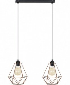 Lampa LOFT Industrialna - FUSION 1546/2