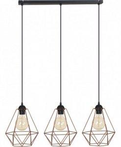 Lampa LOFT Industrialna - FUSION 1546/3