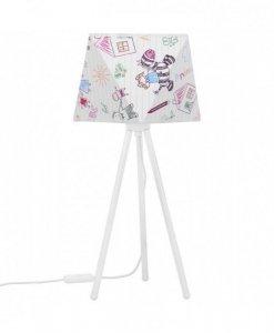 Lampka stołowa nocna - DIAMOND 1500/LN2/K