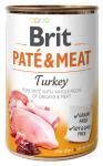 Brit Pate & Meat Turkey 400g - Indyk