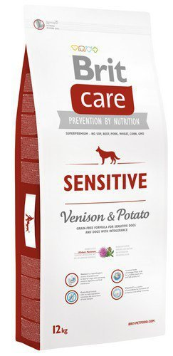 Brit Care Sensitive Venison and Potato 12kg