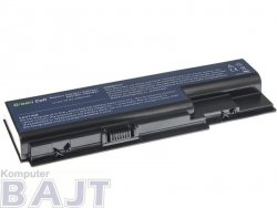 Bateria Green Cell do Acer Aspire 5520 AS07B31 AS07B32 6 cell 11,1V