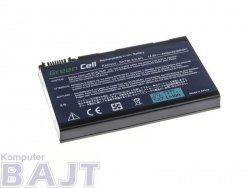 Bateria Green Cell do Acer Aspire 3100 3690 5110 5630 8 cell 14,8V