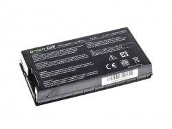 Bateria Green Cell do Asus A32-A8 A8 A8E A8F A8H A8J 6 cell 11,1V