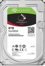 Dysk SEAGATE ST8000VN0022 IronWolf™ 8TB 7200 256MB SATA III NAS