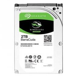 Dysk SEAGATE ST2000LM015 BarraCuda® 2.5 2TB 5400 128MB SATA 6Gb/s
