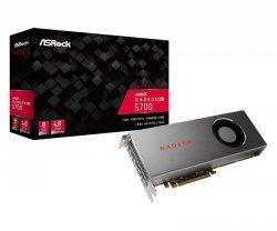 Karta VGA ASRock Radeon RX 5700 8G GDDR6 256bit HDMI+3xDP PCIe4.0