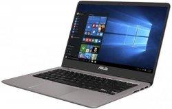 Notebook Asus UX410UA-GV067T 14 FHD/i3-7100U/4GB/1TB/iHD620/W10 Gray – USZ OPAK