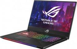 Notebook Asus ROG Strix SCAR II GL704GM 17,3FHD/i7-8750H/8GB/1TB+8GB/GTX1060-6GB/ Black