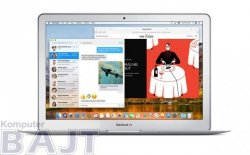 Notebook Apple MacBook Air 13 i5 1.8GHz/8GB/128GB flash
