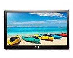 Monitor AOC 15,6 I1601FWUX USB Type-C