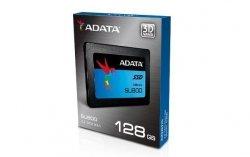 Dysk SSD ADATA Ultimate SU800 128GB 2.5'' SATA3 (560/300 MB/s) 7mm 3D TLC