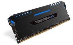 Pamięć DDR4 Corsair Vengeance LED 16GB (2x8GB) 3000MHz CL16 1,35V Blue