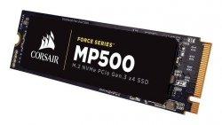 Dysk SSD Corsair Force Series MP500 240GB M.2 PCIe (3000/2400 MB/s) 2280 MLC