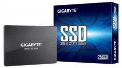Dysk SSD Gigabyte 256GB SATA3 2,5 (520/500 MB/s) TLC, 7mm