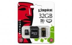 Karta pamięci Kingston microSDHC 32GB Class 10
