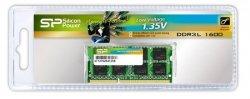 Pamięć DDR3 Silicon Power SODIMM 8GB/1600MHz (512*8) Low 1,35V
