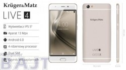Smartfon Kruger&Matz KM0439 LIVE 4S