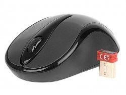 Mysz bezprzewodowa A4Tech G7-360N V-Track  RF nano czarna