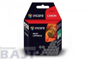 Tusz INCORE do Canon (CLI-521Y) Yellow 9ml z chipem