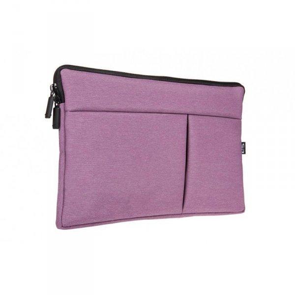 "Etui do notebooka e5 Slim 17"" (purple)"