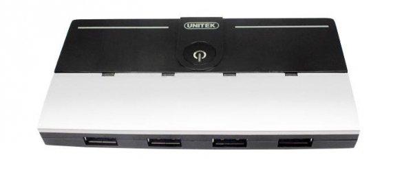 Hub USB Unitek Y-3178 4xUSB 3.0 + ładowanie iPad