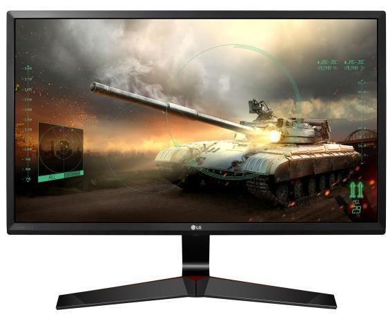 """Monitor LG 23,8"""" 24MP59G-P IPS VGA HDMI DP"""