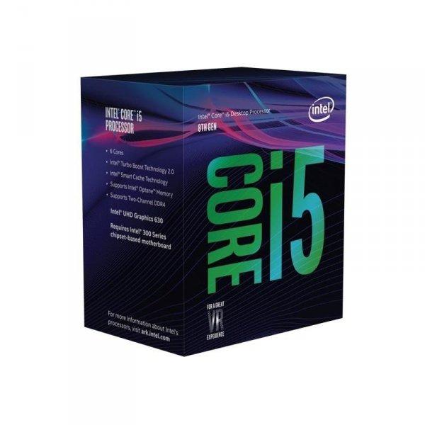 Procesor Intel® Core™ i5-8600K Coffee Lake 3.60GHz 9MB LGA1151 BOX