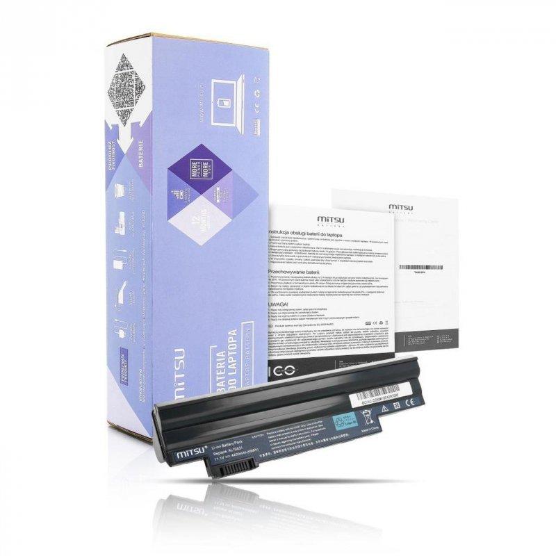 Bateria Mitsu do notebooka Acer D255, D260