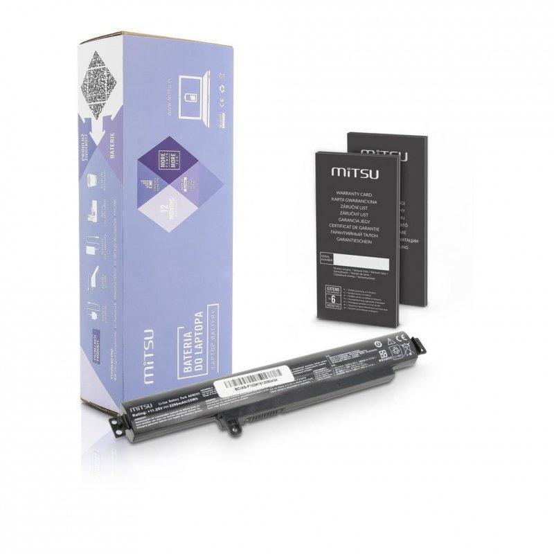 Bateria Mitsu do notebooka Asus F102BA, X102B (11.25V) (2200 mAh)