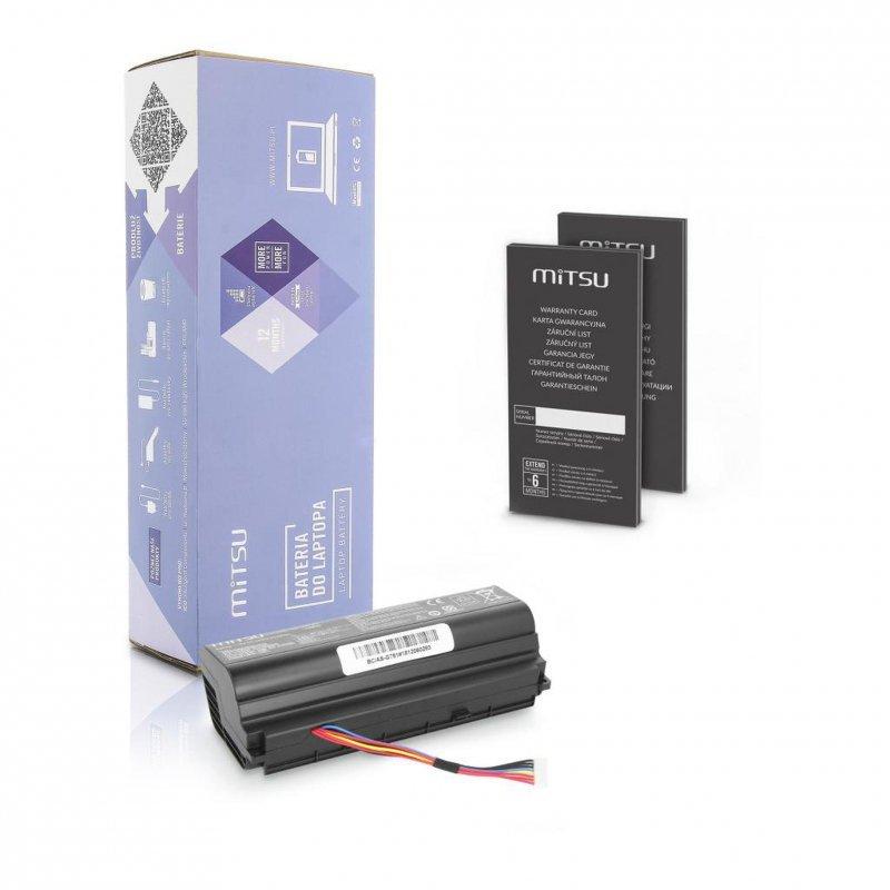 Bateria Mitsu do notebooka Asus G751, GFX71