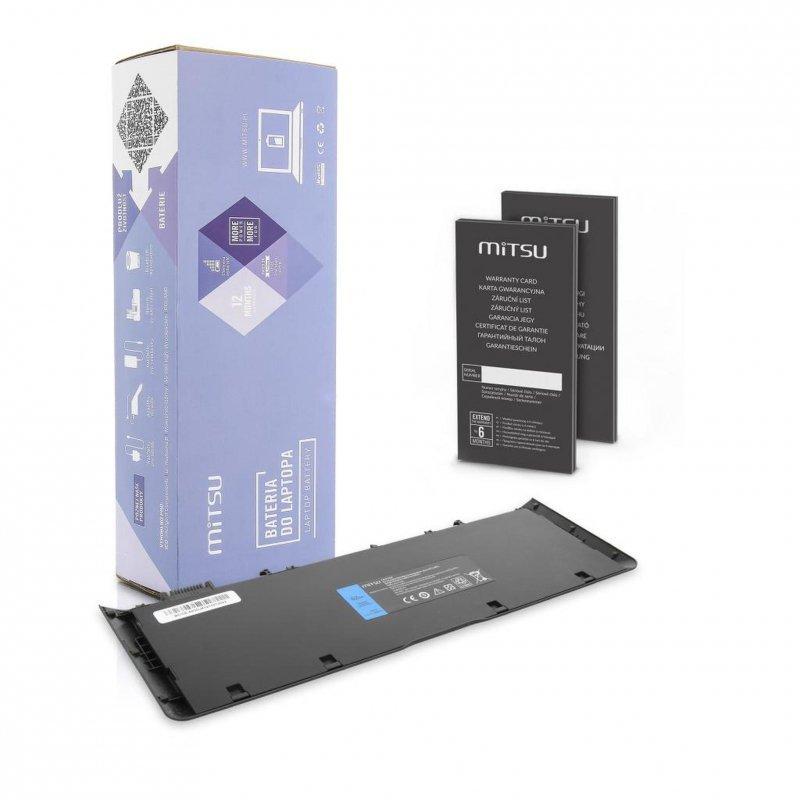 Bateria Mitsu do notebooka Dell Latitude 6430u (10.8V-11.1V) (5600 mAh)