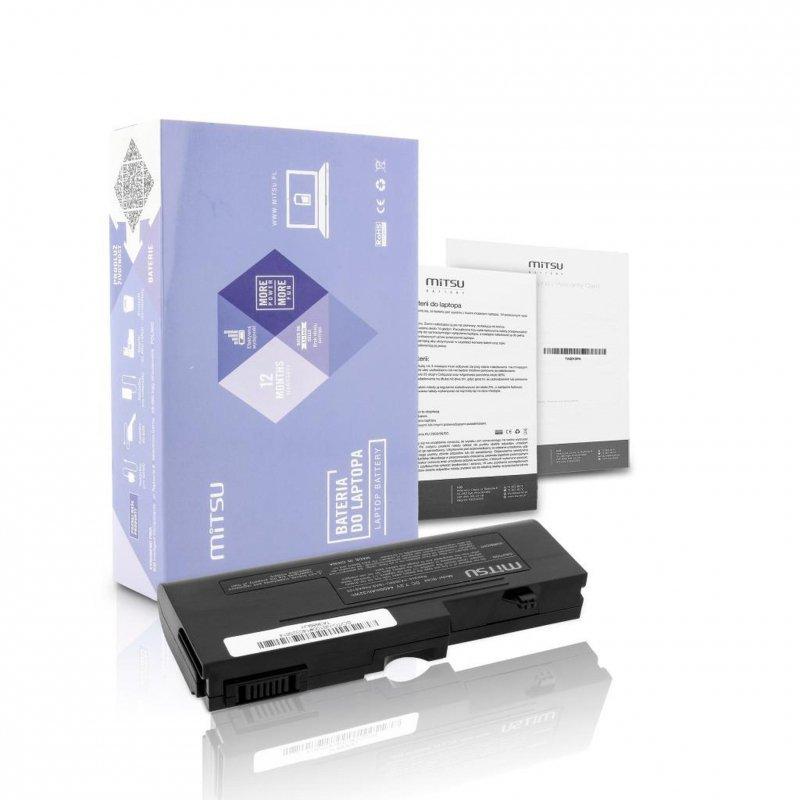 Bateria Mitsu do notebooka Toshiba NB100 (7.2V) (4400 mAh)