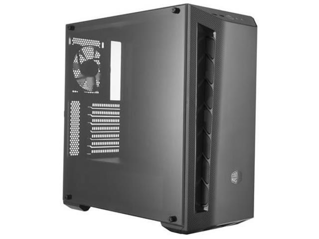 Obudowa Cooler Master MasterBox MB510L Midi Tower czarna z oknem