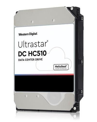"Dysk Western Digital Ultrastar DC HC510 He14 14TB 3,5"" 512MB SAS 512e SE P3 DC WUH721414AL5204"
