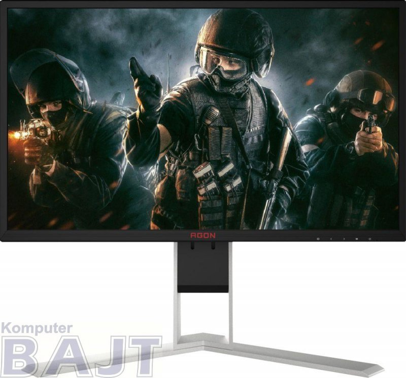 "Monitor AOC 24,5"" AGON AG251FG DVI HDMI DP głośniki"