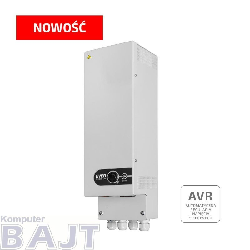 Zasilacz awaryjny UPS Ever Line-int. Specline avr 700VA do C.O. 14Ah (12V/7Ah)