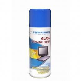 Pianka do czyszczenia szkła Esperanza ES102 (400 ml)