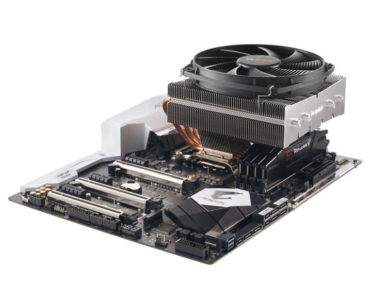 Chłodzenie do procesora BE QUIET! Shadow Rock TF 2 BK003 (AM2, AM2+, AM3, AM3+, AM4, FM1, FM2, FM2+, LGA 1150, LGA 1151, LGA 115