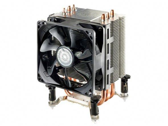 Chłodzenie Aktywne do procesora Cooler Master Hyper TX3 Evo RR-TX3E-22PK-R1 (AM2+, AM3+, FM1, FM2, FM2+, LGA 1151, LGA 1155, LGA
