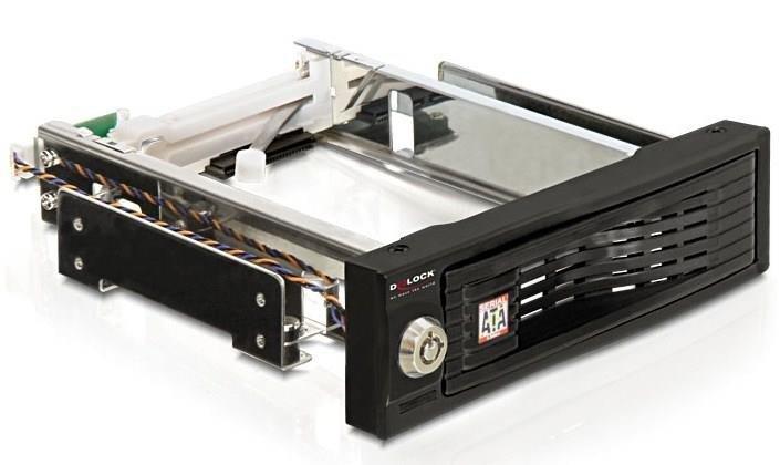 """DELOCK KIESZEŃ WEWNĘTRZNA HDD 5.25"""" HDD/SSD 3.5"""" SATA 47191"""