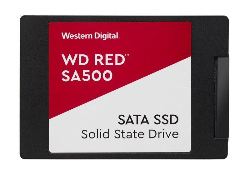 "Dysk SSD WD Red WDS100T1R0A (1 TB ; 2.5""; SATA III)"
