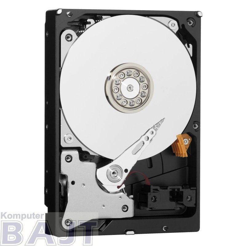 "Dysk HDD WD Red Plus WD20EFRX (2 TB ; 3.5""; 64 MB; 5400 obr/min)"