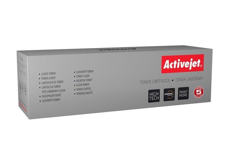 Toner Activejet ATB-243CN (zamiennik Brother TN-243C; Standard; 1000 stron; niebieski)