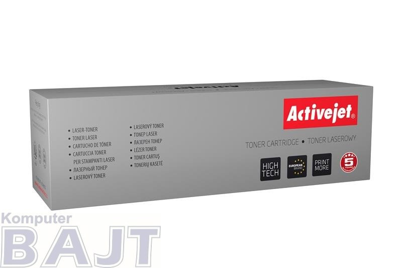 Toner Activejet ATC-NPG11N (zamiennik Canon NPG11; Supreme; 5000 stron; czarny)