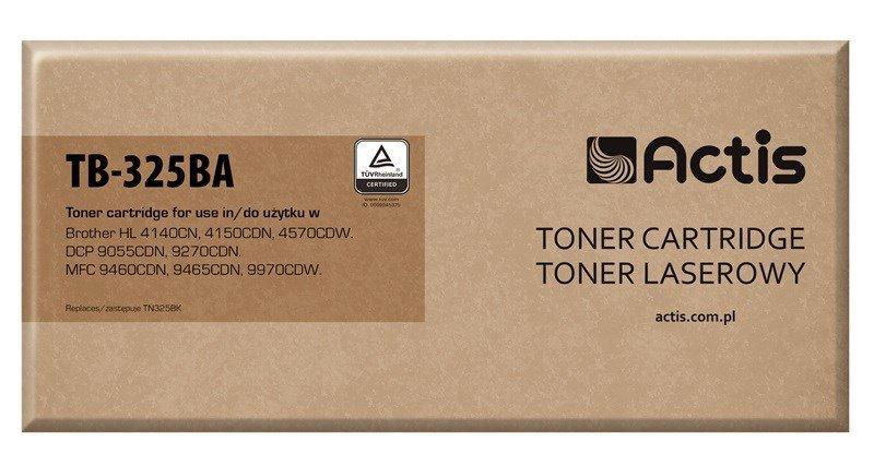 Toner ACTIS TB-325BA (zamiennik Brother TN-325BK; Supreme; 6000 stron; czarny)