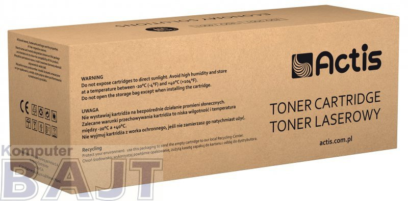 Toner ACTIS TB-3512A (zamiennik Brother TN-3512; Standard; 12000 stron; czarny)