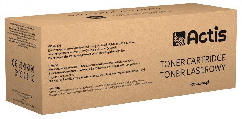 Toner ACTIS TH-410X (zamiennik HP 305X CE410X; Supreme; 4000 stron; czarny)